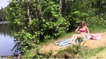 sex i skogen