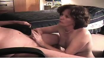 mogen kvinna knullar